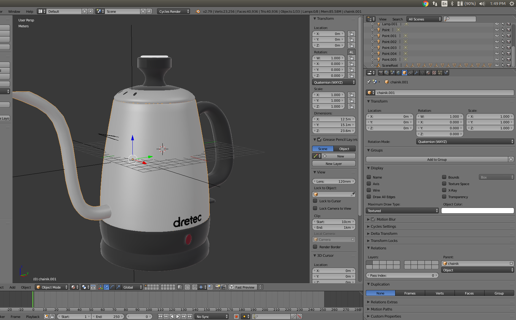 Scale issue when exporting GLTF from substance painter
