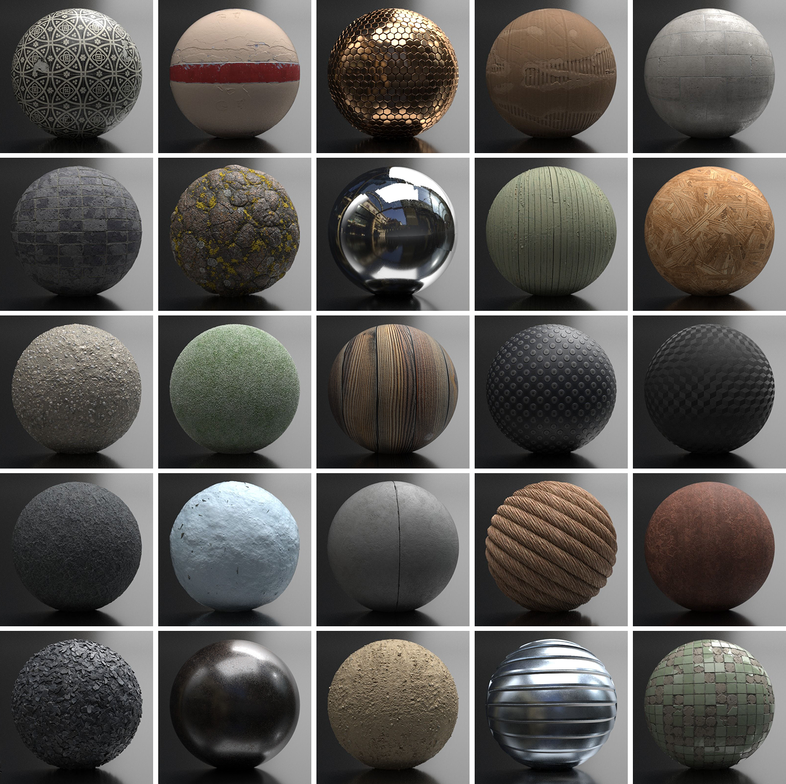 The 25 free Source Materials